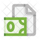 File Bank Note Money Icon