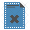 File Paper Page Icon