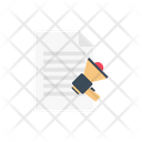 File Ads Document Icon