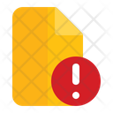 Skip Document Security Notice Icon