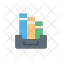Drawer Filecover Files Icon