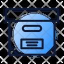 File Box File Document Icon
