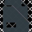File Wrapper Cover Icon