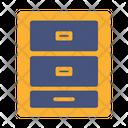 Cabinet Data Document Icon