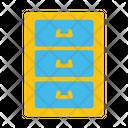 Board Cabinet Cup Icon