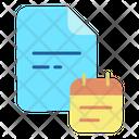 Calander File Calender Calender Icon
