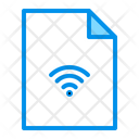 File connection Icon