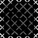 File copyright Icon