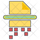 File Cryption Lock Security Icon