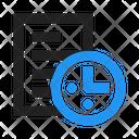 File Deadline Icon