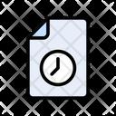 File Deadline Form Icon