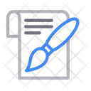 Document Design Creative Icon