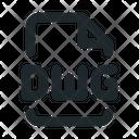 File Design Dwg Icon