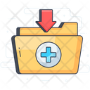 Document Download File Download Data Download Icon