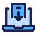 File Download Document Download Data Download Icon