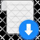 File Download Save File Data Save Icon