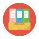 Archive Files Document Icon