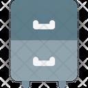 File Drawer File Cabinet Drawer Icon
