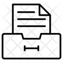File Drawer Icon