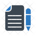File Edit Document Icon