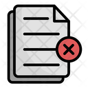 File Error Error File Icon