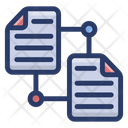 File Exchange Data Exchange Data Transfer Icon