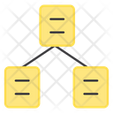 File Exchange File Transfer Document Exchange Icon