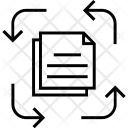 File Exchange Sync Icon