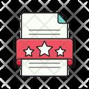 File Document Feedback Icon