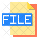 File Document File Type Icon