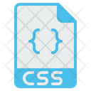 File Filetype Css Icon