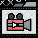 File Film Music Multimedia Icon