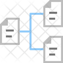 Relation Structure Files Icon