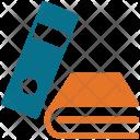 File Folder Book Icon