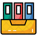 File Folder Archives Files Icon