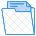 Document File Folder Folder Icon