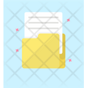 File Folder File Data Folder Icon