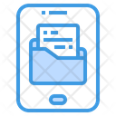 Tablet Smartphone File Icon