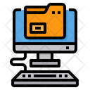 File Folder Computer Article Icon
