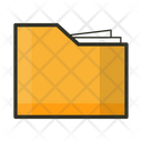 File Paper Office Icon