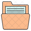 Folder Archive Files Icon