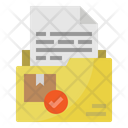 File Data Folder Icon