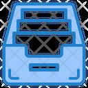 Paper Folder Format Icon