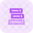 File Folder Binder File Icon