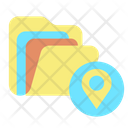 File Folder Location Icon