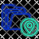 File Folder Location Icon