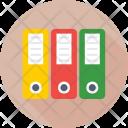 File Folders Documents Icon