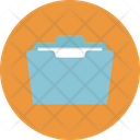 File Folders Documents Archives Icon