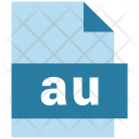 File Format Audio Icon