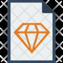 File Format Sketch Icon